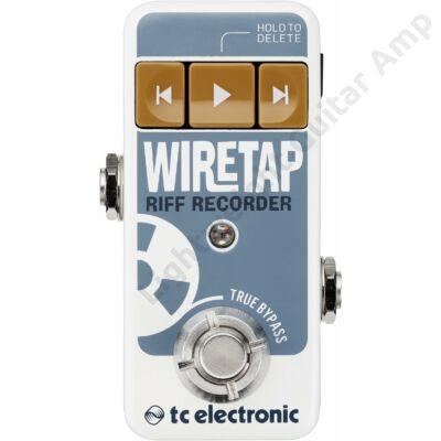 TC Electronic Wiretrap Riff Recorder