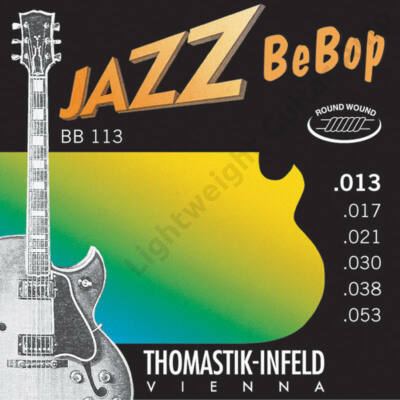 Thomastik Jazz Bebop 113