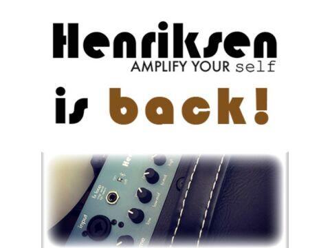 Visszatér a Henriksen