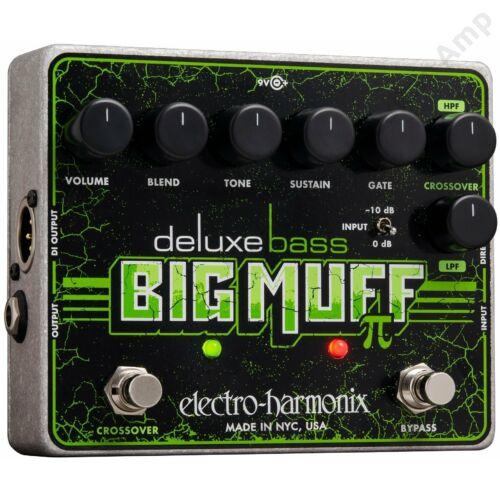 Electro Harmonix Bass Deluxe Big Muff Pi