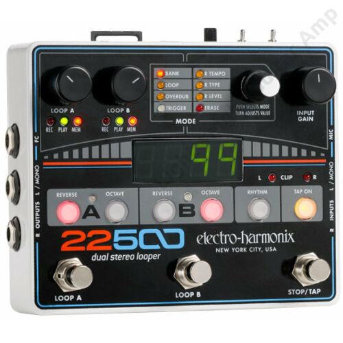 Electro Harmonix 22500 Stereo looper