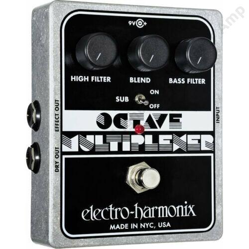 ehx-octave-multiplexer