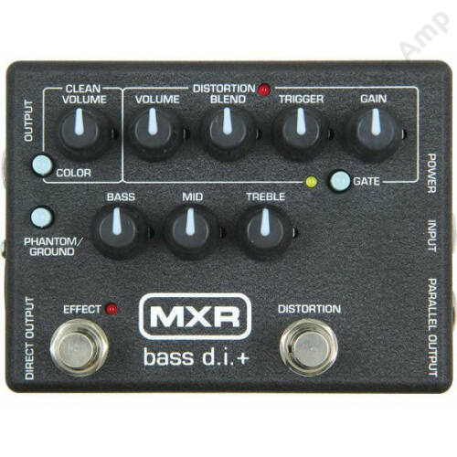 Dunlop MXR M80 Bass D.I. Plus