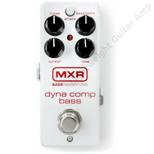Dunlop MXR M282 Dyna Comp Bass Compressor
