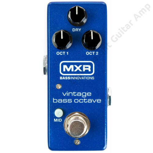 Dunlop MXR M280 Vintage Bass Octave Mini