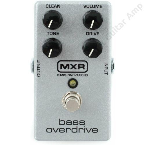 Dunlop MXR M89 Bass Overdrive Pedal
