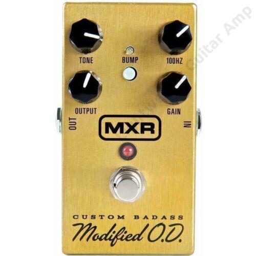 Dunlop MXR Custom Badass – Modified Overdrive