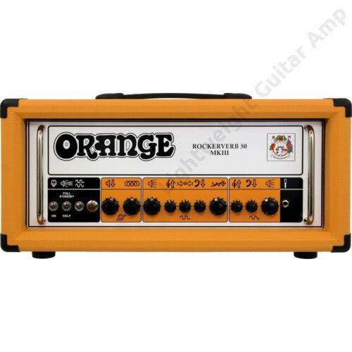Orange Rockerverb MKIII