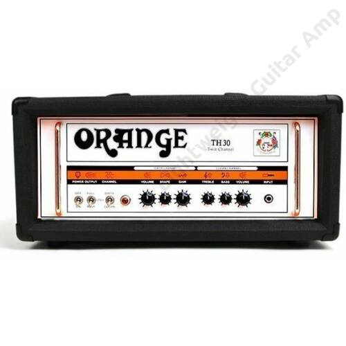 Orange Thunder 30H V2 BK