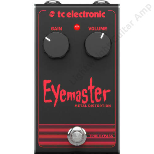 TC Electronic Eyemaster Metal