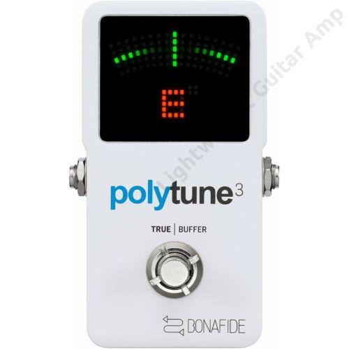 TC Electronic Polytune 3 Tuner