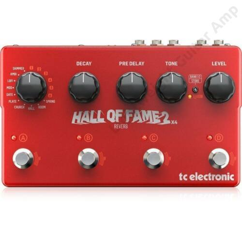 TC Electronic Hall Of Fame 2X4 Reverb