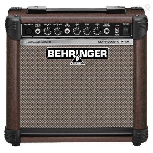 Behringer ULTRACOUSTIC AT108