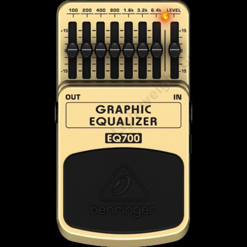 Behringer EQ700 Graphic Equalizer Gitárpedál