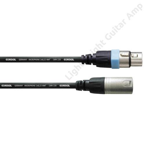 Cordial CCM 10 FM Mikrofonkábel