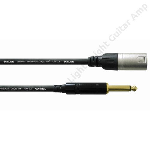 Cordial CCM 5 MP Mikrofonkábel